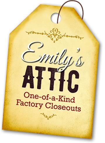 Emily's Attic – our clearance center
